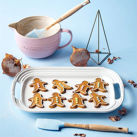 Edible Gifts: Gingerbread Cookies
