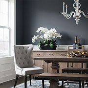 paint colours for dining room