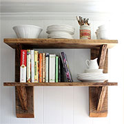 reclaimed wood project ideas
