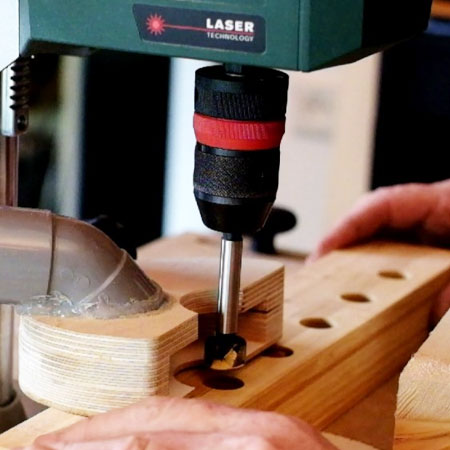 when would you use a drill press
