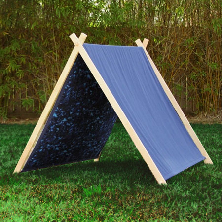 Children's Play Tent for Indoor or Outdoor Use
