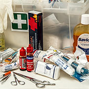 what you need for first aid kit