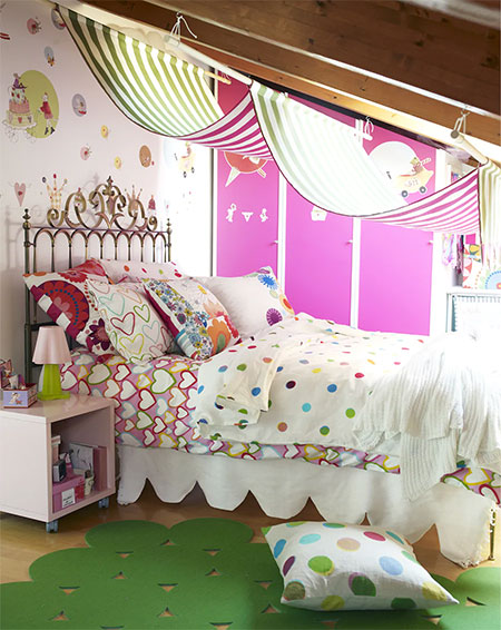 Children (8 - 12) Need Space And Storage For An Enjoyable Bedroom