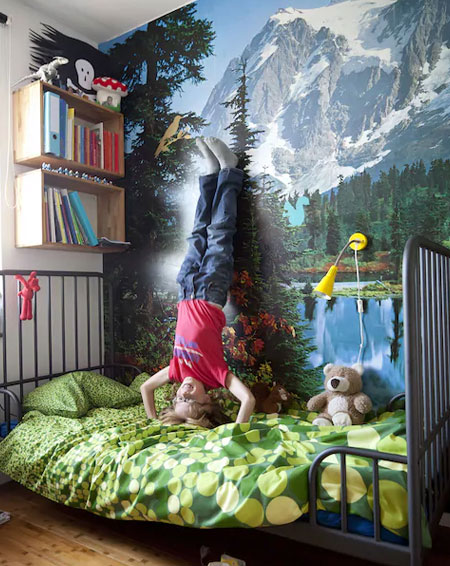 childrens bedrooms should allow for creativity