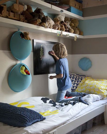 ideas for children bedroom aged 8 to 12
