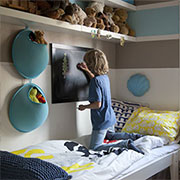 bedrooms for kids age 8 - 12