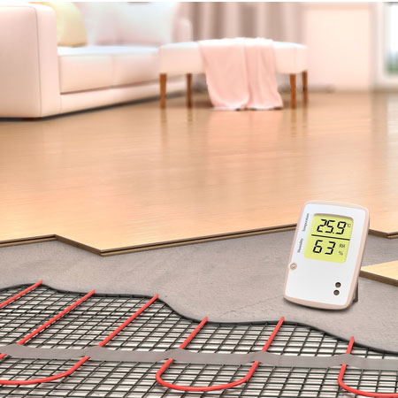 Think About Underfloor Heating For A Warm, Luxurious Bathroom