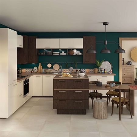 delinia kitchen from leroy merlin
