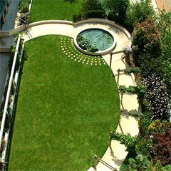 design an interesting garden