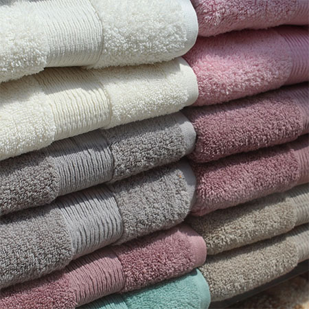 store linens in a dry place without damp
