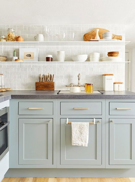 Colourful Kitchen Trends for 2020