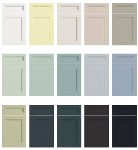 kitchen cabinet colours for 2020