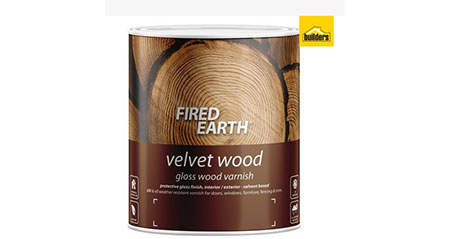 fired earth velvet wood gloss varnish