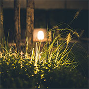 garden energy efficient lighting