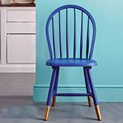 chalk paint chair makeover