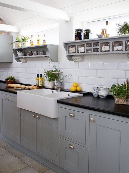 statement countertops for kitchen