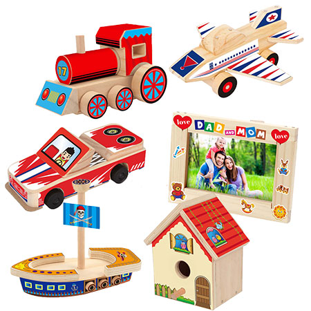 kids get involved in DIY with tork craft diy collection