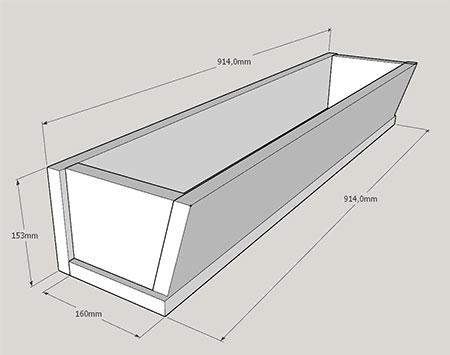 HOME DZINE Garden Ideas | Make a Window Planter Box for ...