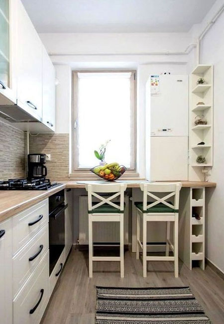 decorating ideas small kitchen