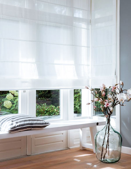 what type of window treatment