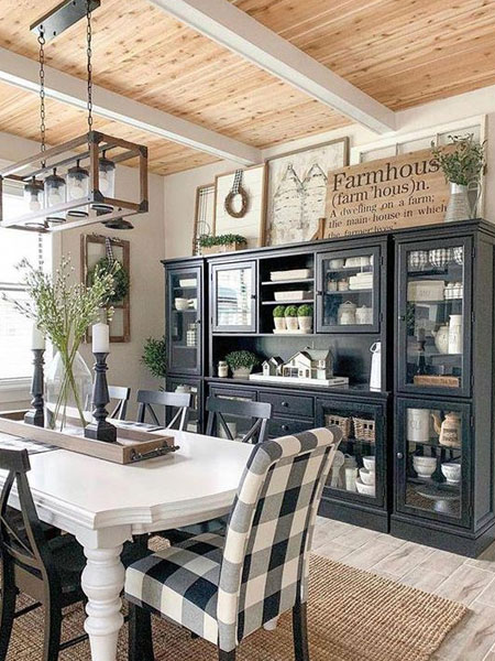 Clever Storage Ideas For A Dining Room