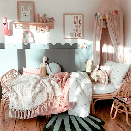 decorating ideas for little girls bedroom