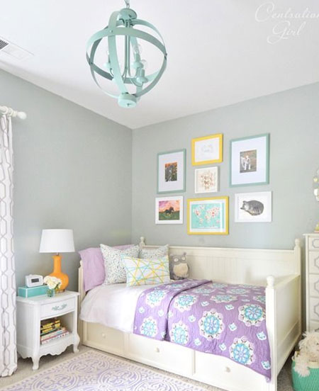 dual purpose furniture for little girls bedroom