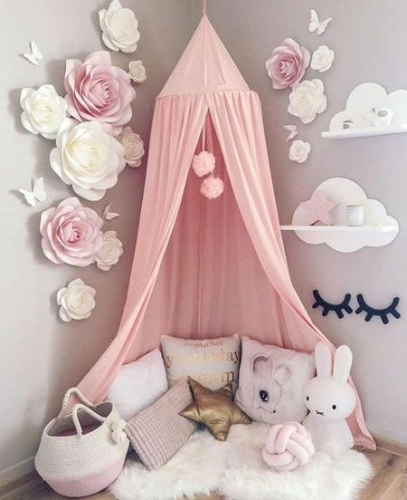 accessories for little girls bedroom