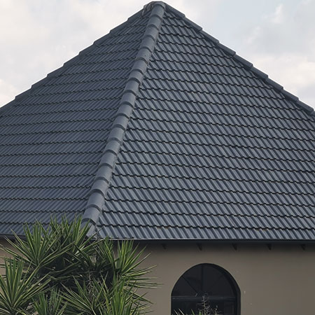 Painting your Tiled Roof