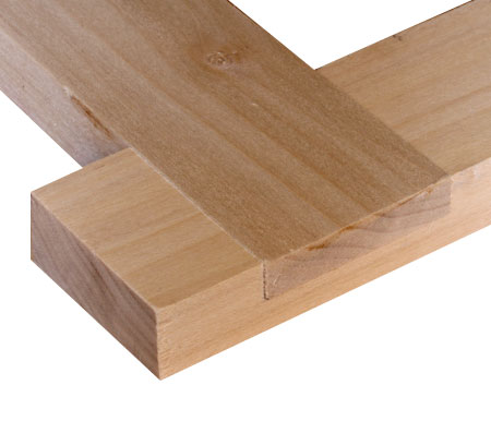 what is half lap joint