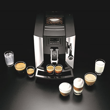 Review - Automatic Coffee Machine Jura E8