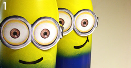 Fun for Kids - Minions Bowling Game
