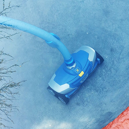 I'm Impressed with the Zodiac MX8 Robotic Pool Cleaner