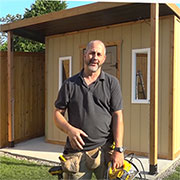 tips for building a garden shed