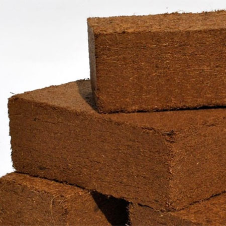 WHERE TO USE COCO PEAT OR COCO BRICKS IN THE GARDEN