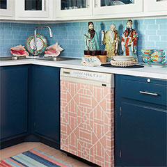 wallpaper on appliances