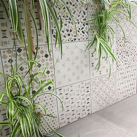 graphic tile patterns