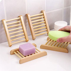 make a soap holder