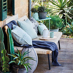 ideas for a garden nook