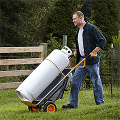 worx 8 in 1 wheelbarrow