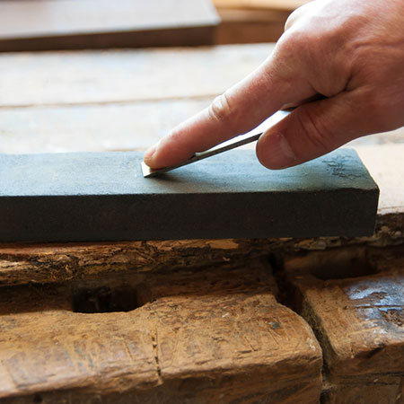 sharpening stone for chisels