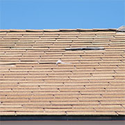 signs you need to repair roof