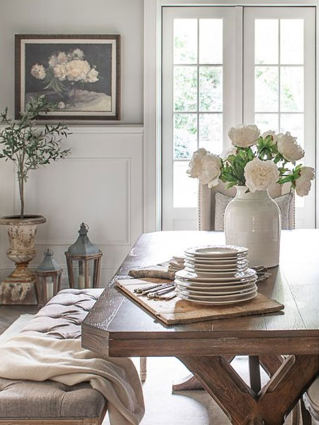 styling tips for dining room