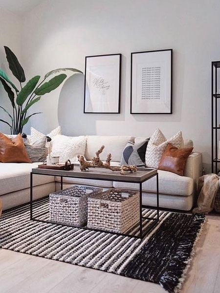 styling tips for living room