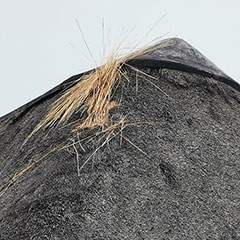 repair or replace thatch roof