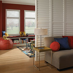 material choice for window shutters