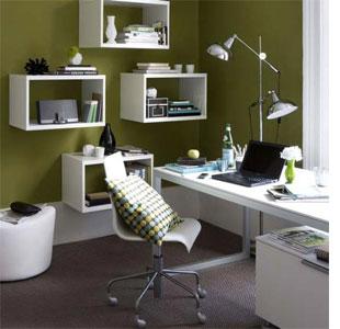 HOME DZINE Home Office