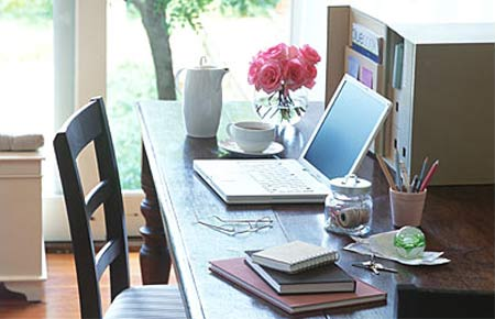 Home Dzine Home Office Set Up A Mobile Or Portable Home