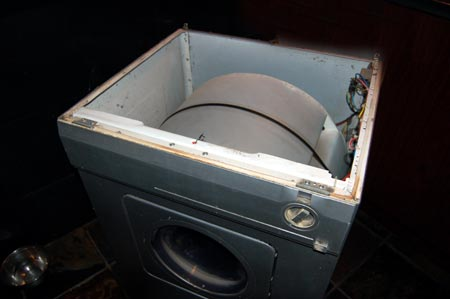 HOME DZINE   How to repair a tumble    dryer