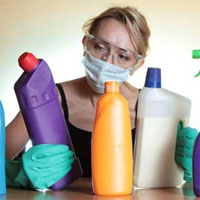 The truth about cleaning products